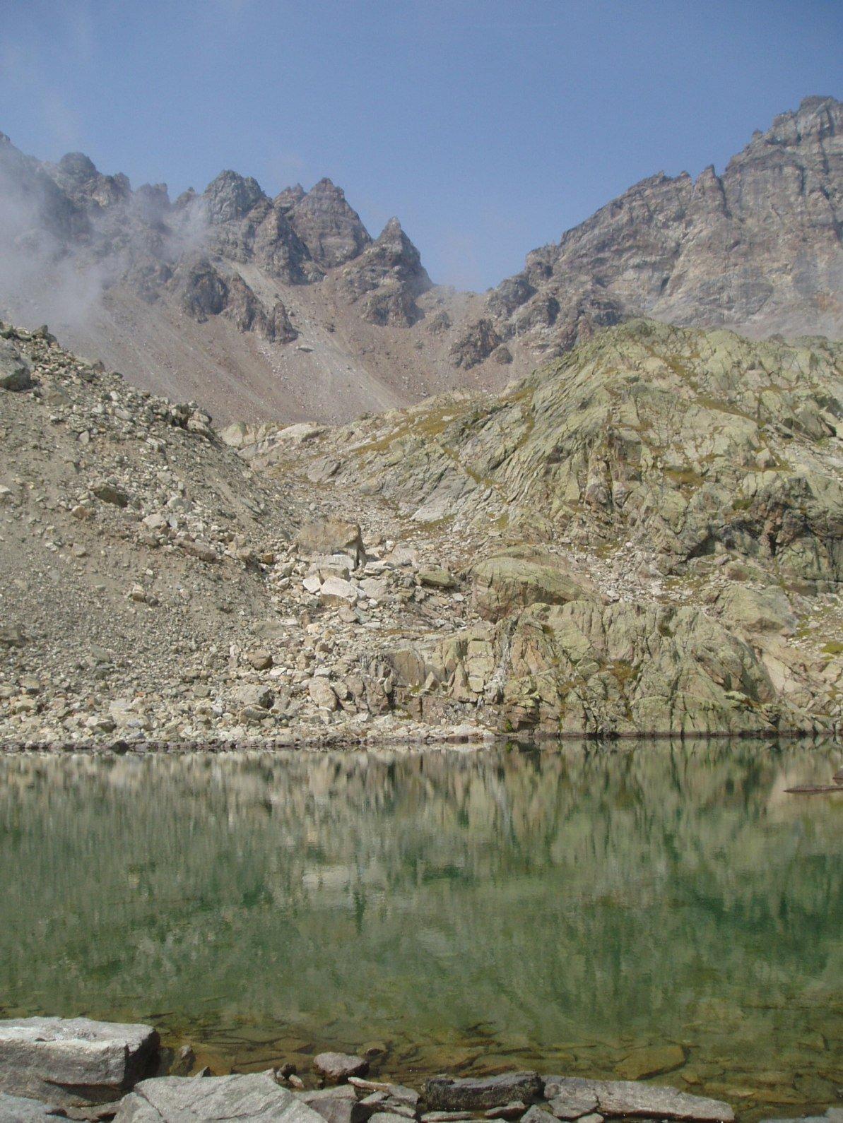 Lago Pisonet.