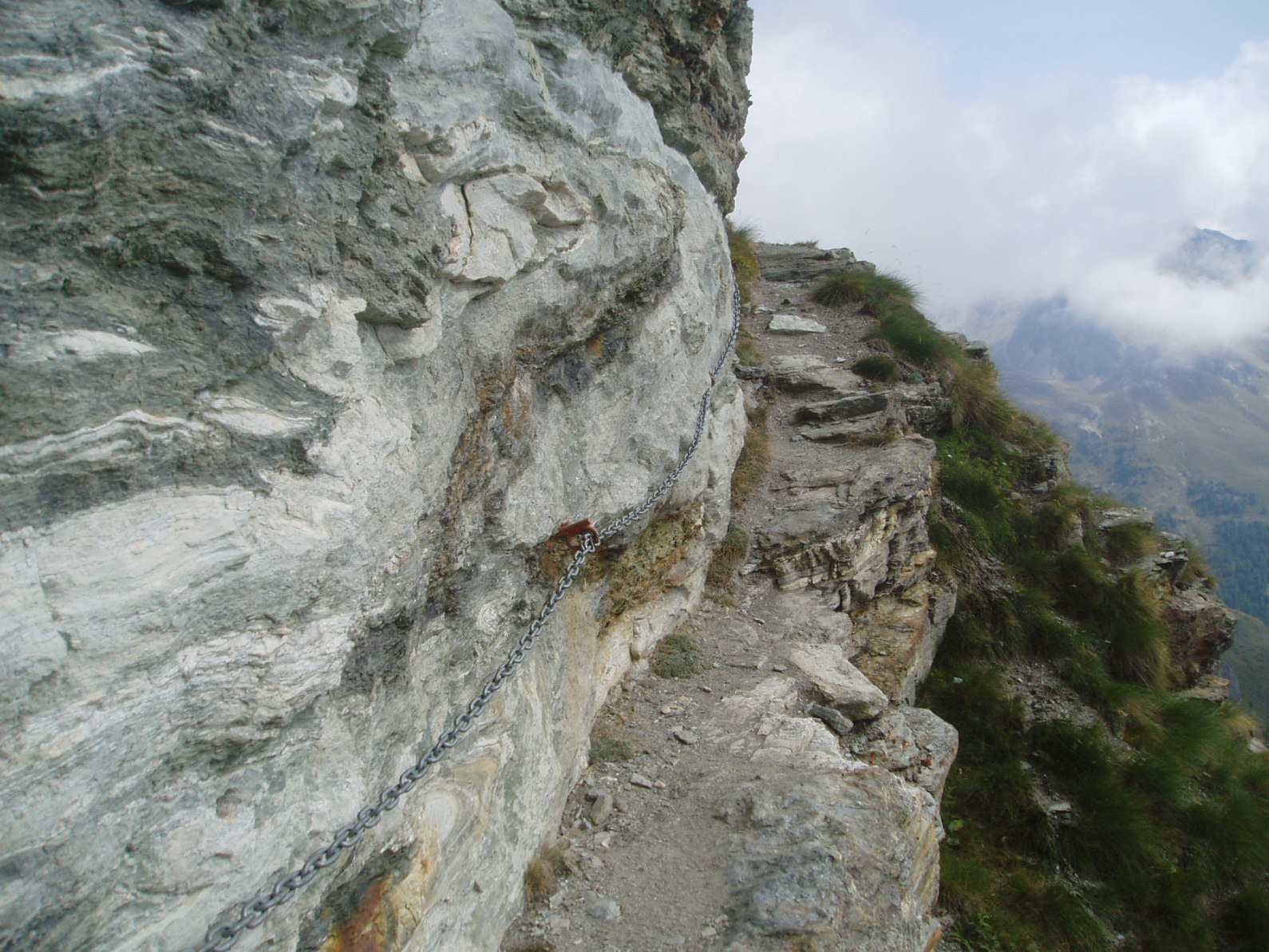 sentiero Passet.