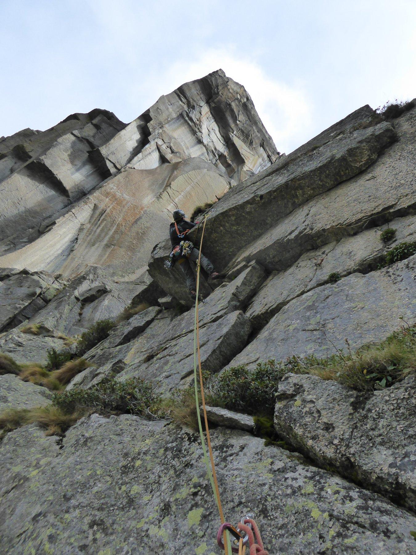 L3, il tetto boulderoso