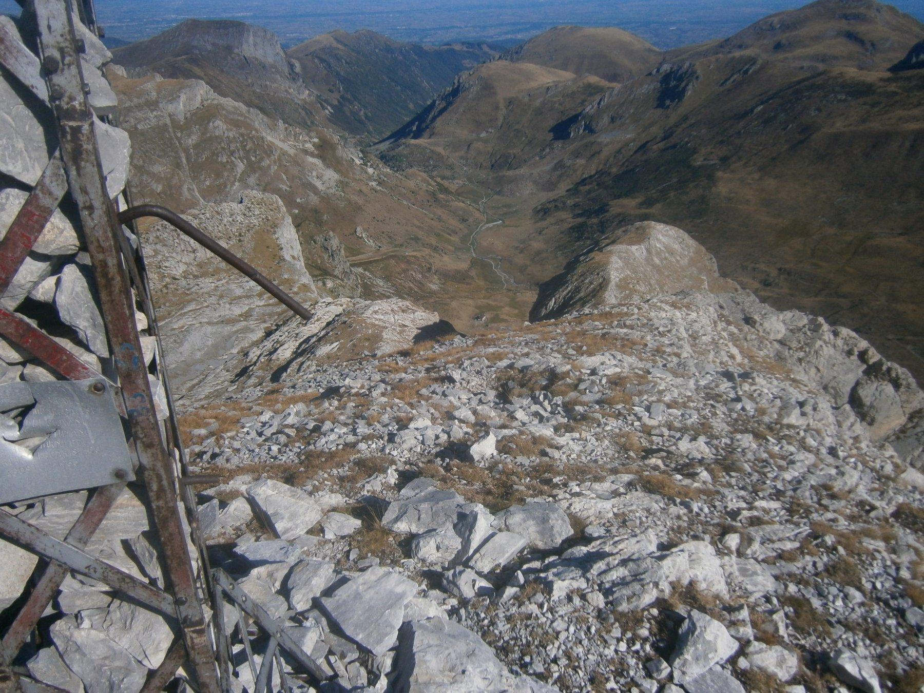 Valle Ellero e rif.Mondovì dalle Saline