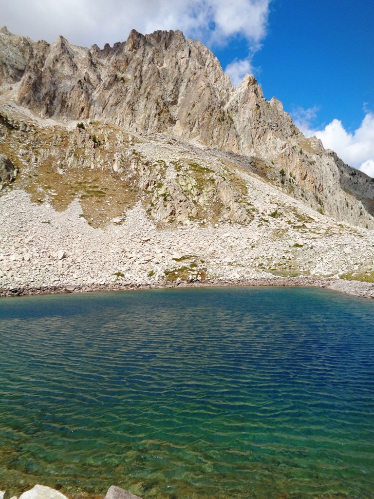 Lago di Fremamorta Mezzano
