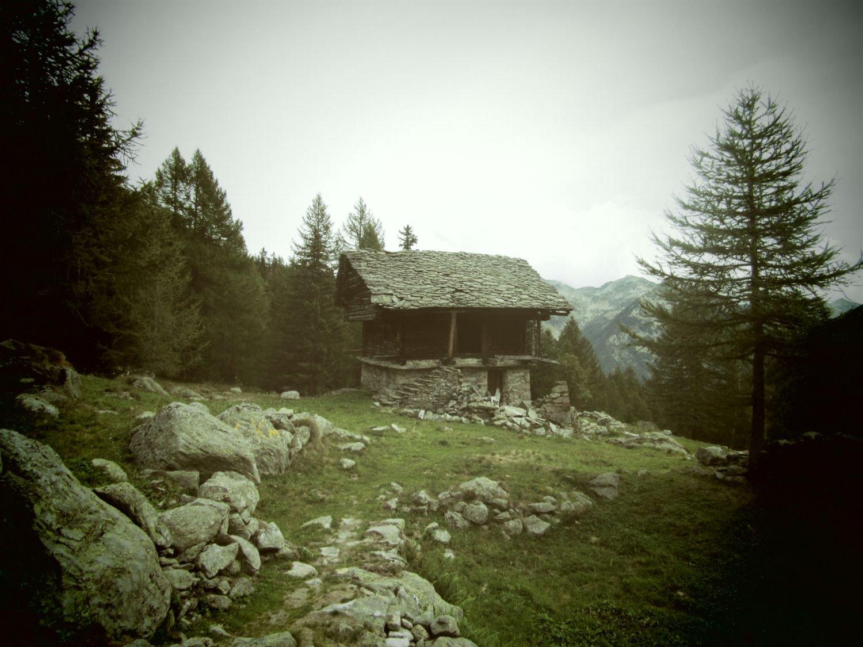 Classica abitazione Walser