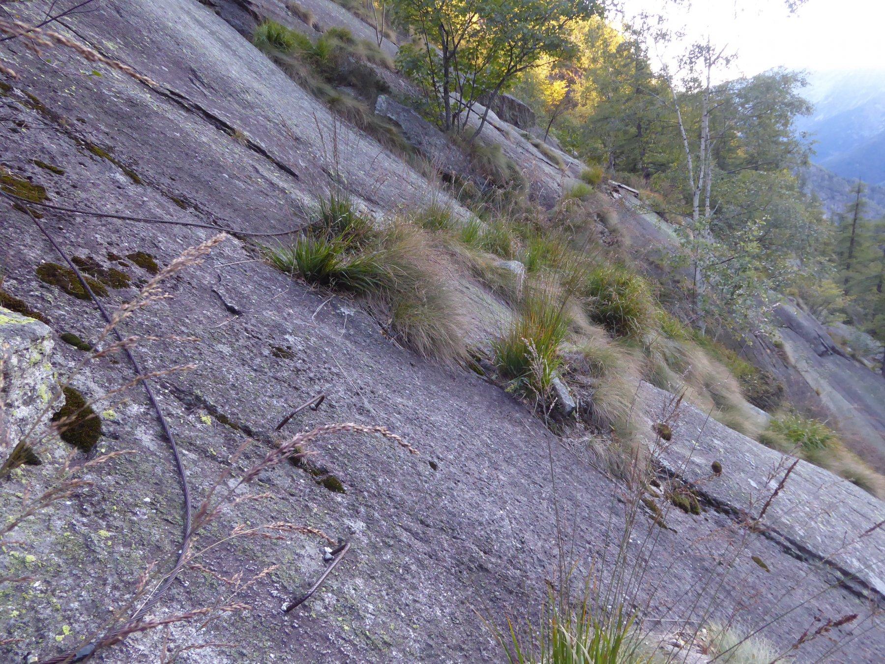 Variante bassa del sentiero