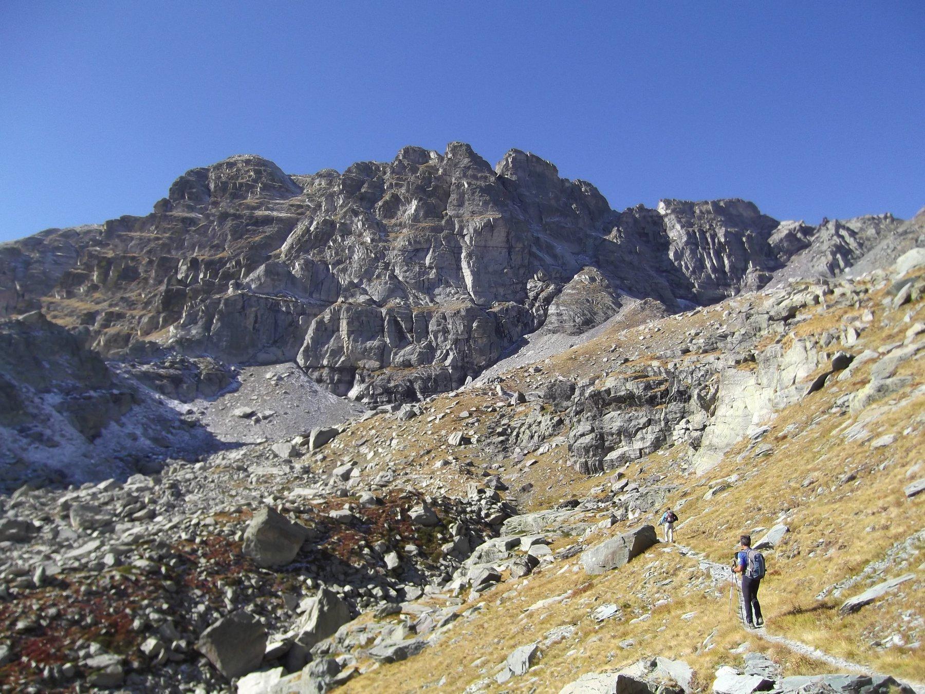 Il Monte Bego dalla Fontanalbe.