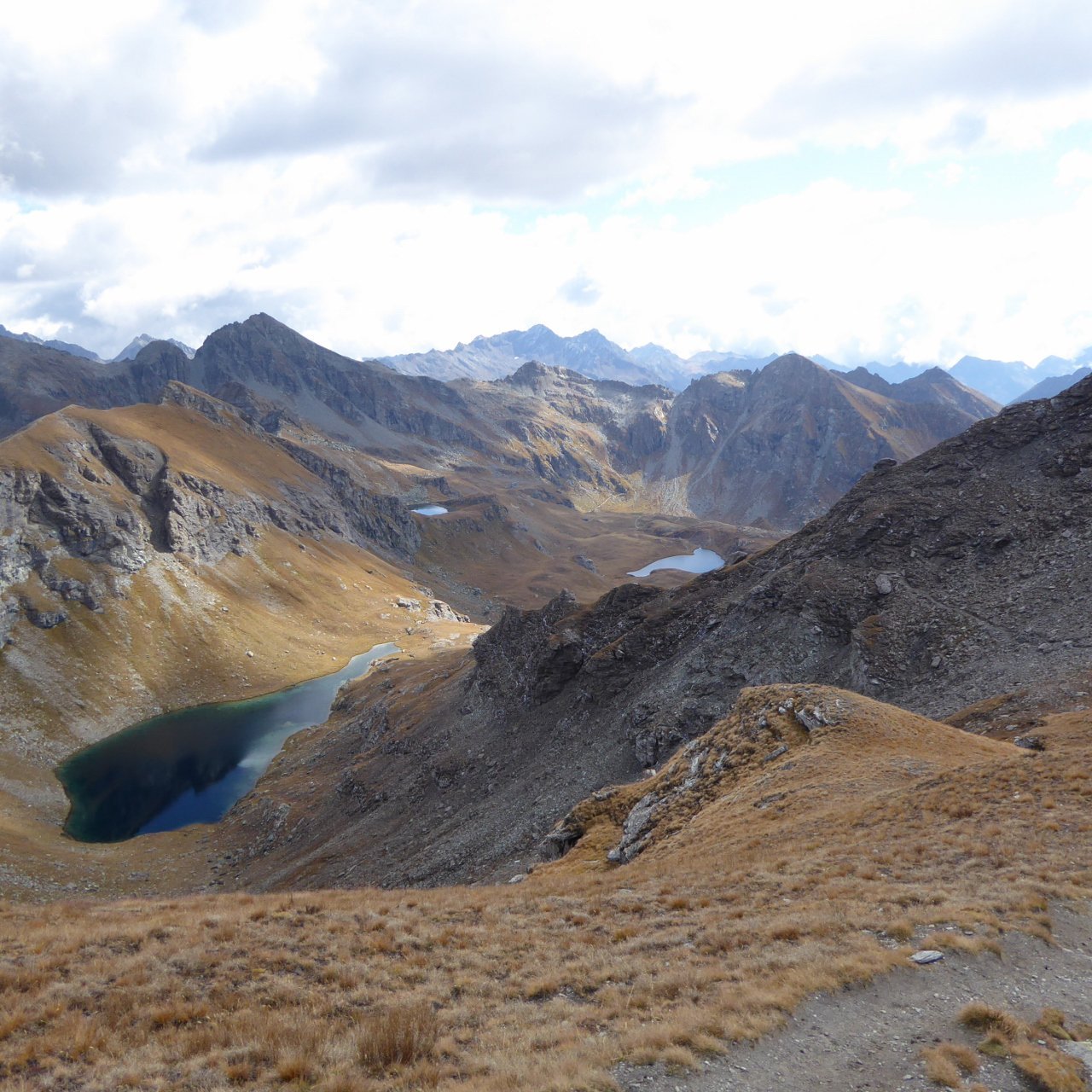 lago Lungo e laghi della Battaglia