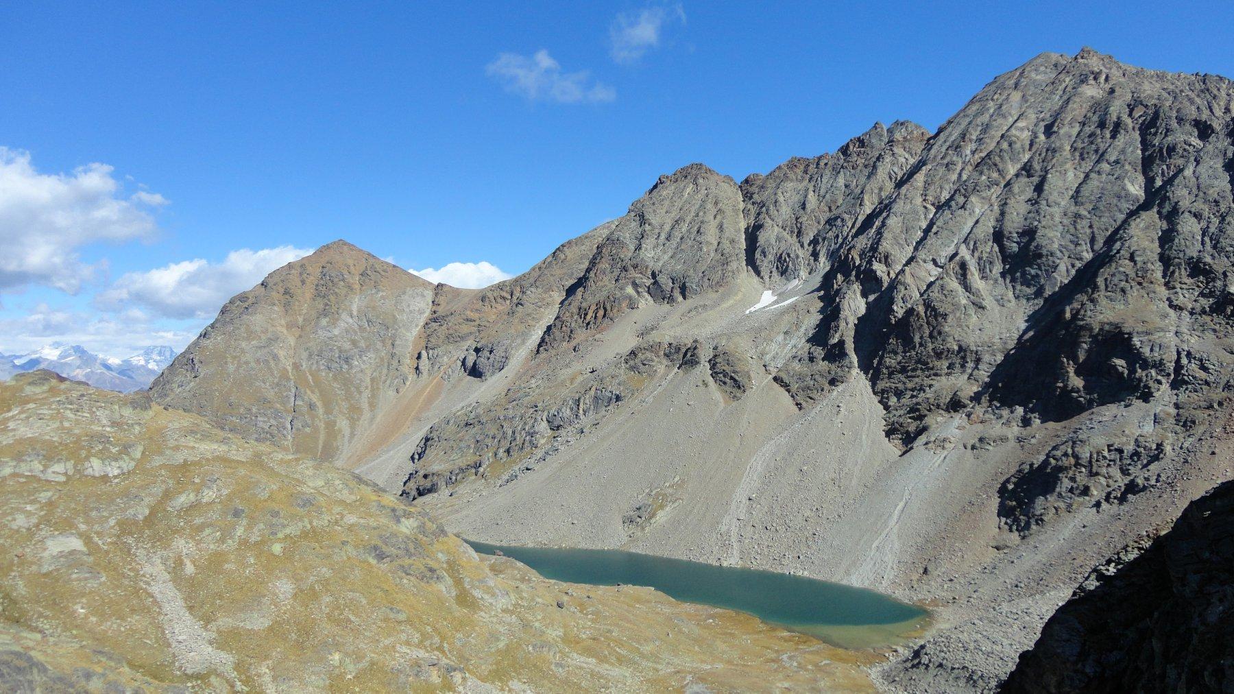 Secondo lago(lac long)