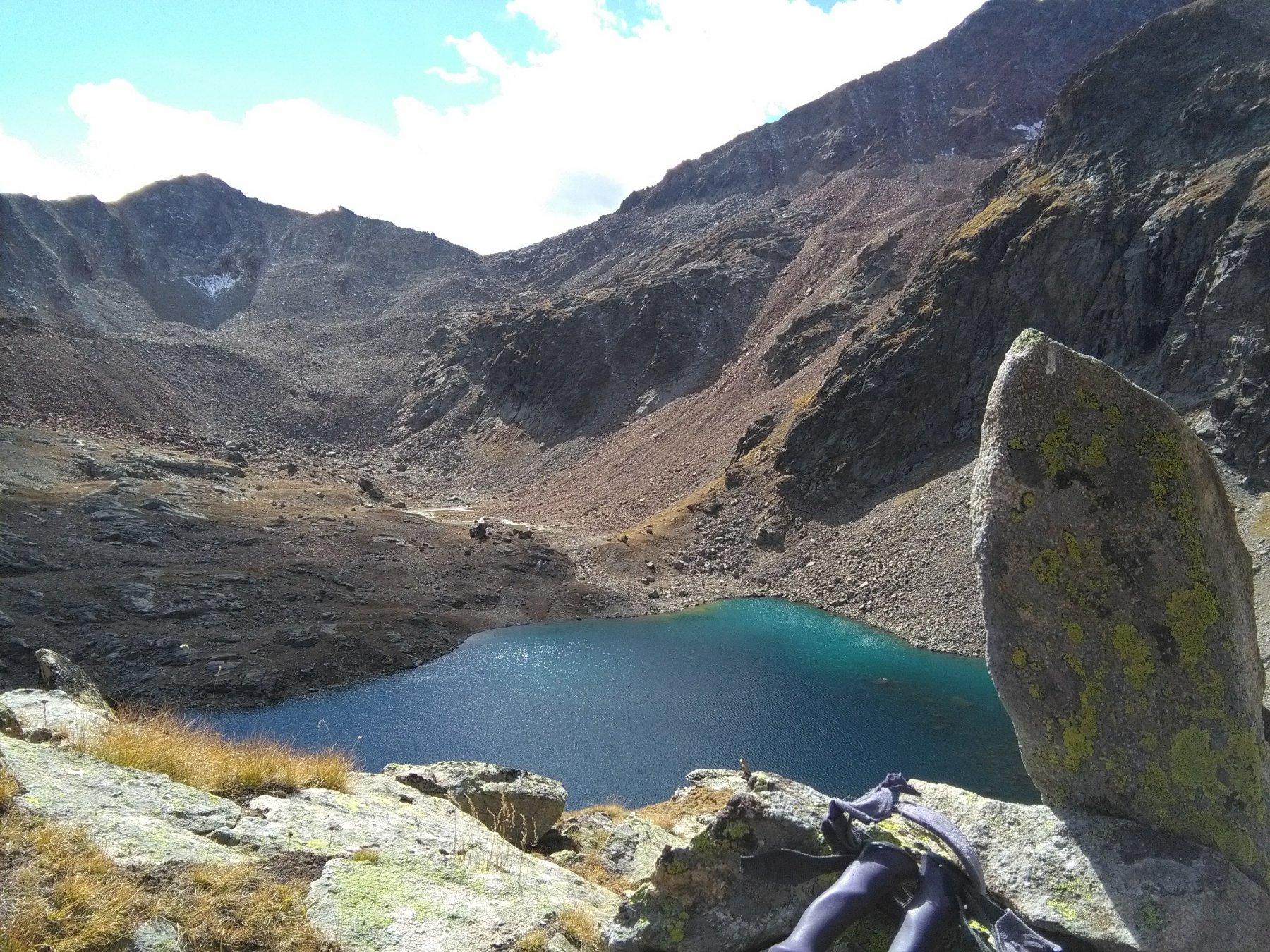 Terzo lago (lac d'en haut)