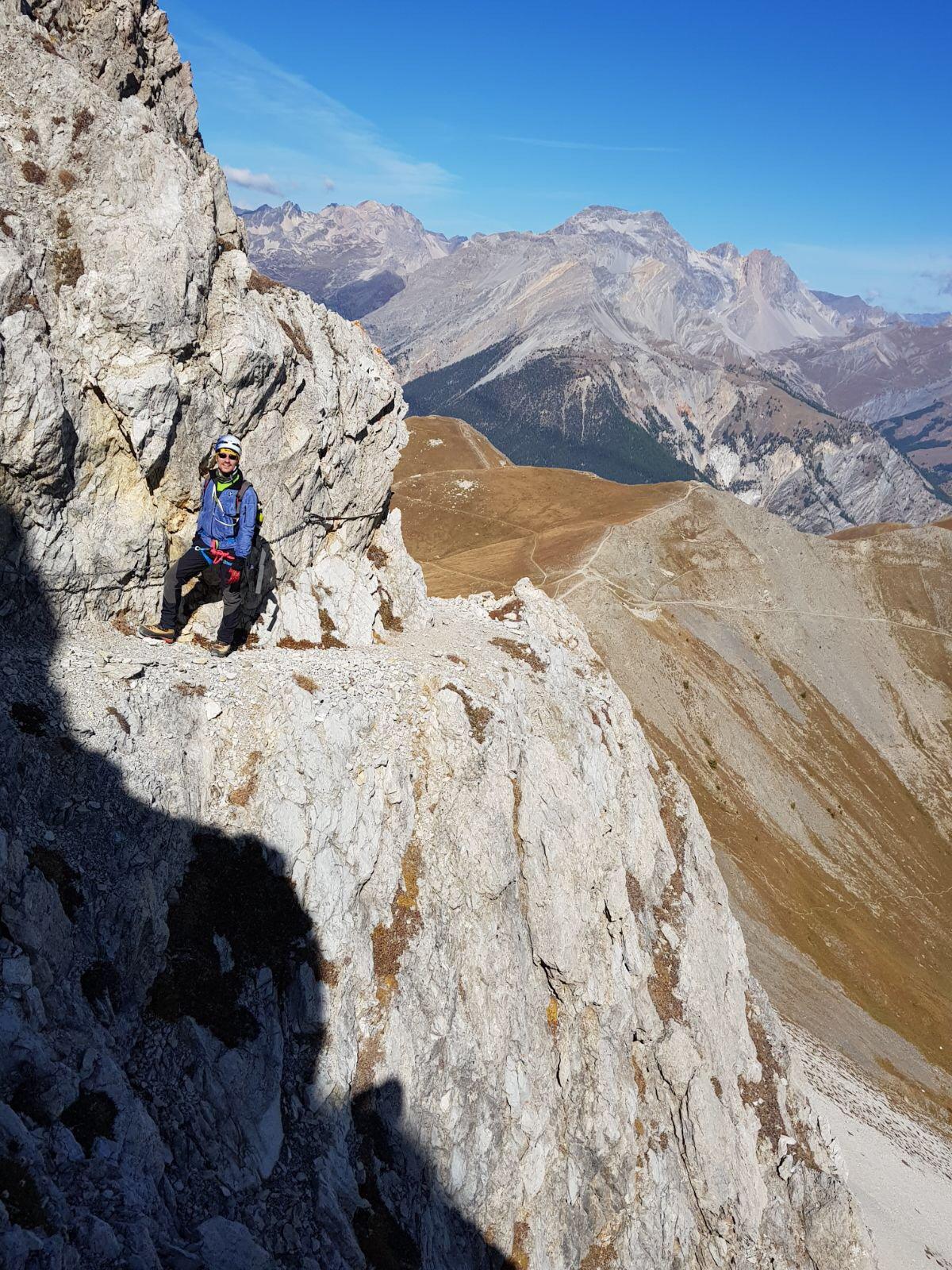 La Ferrata degli Alpini