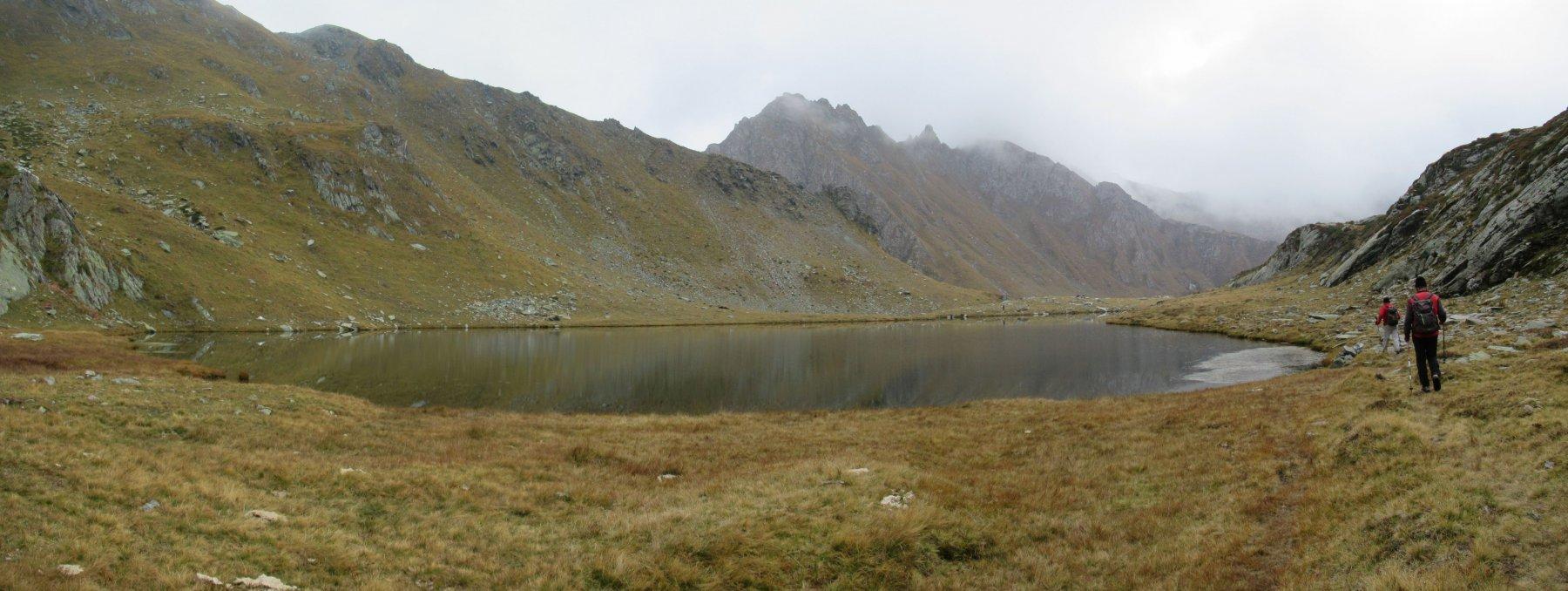 Lago di Santanel