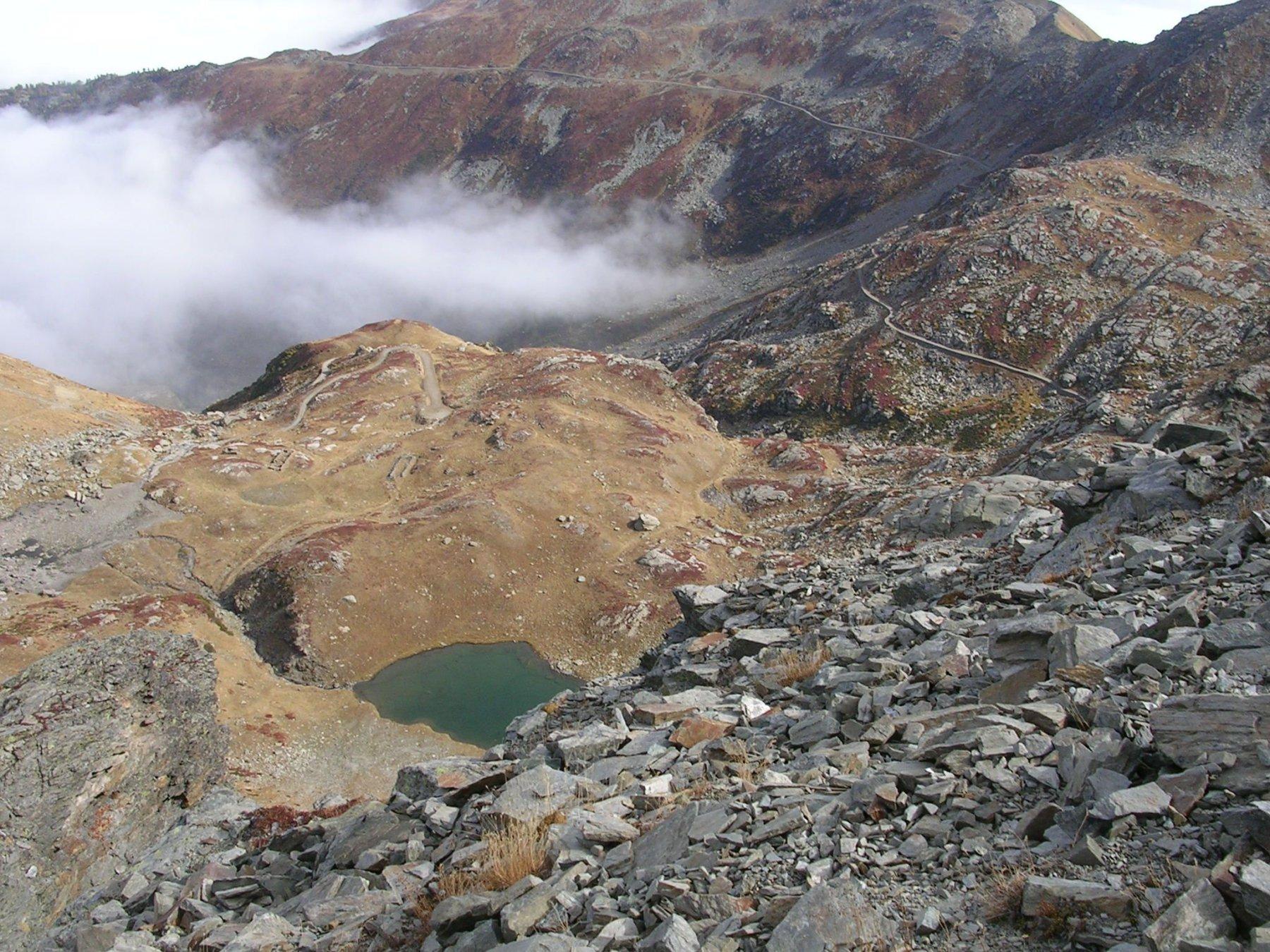 Lago Cialancia