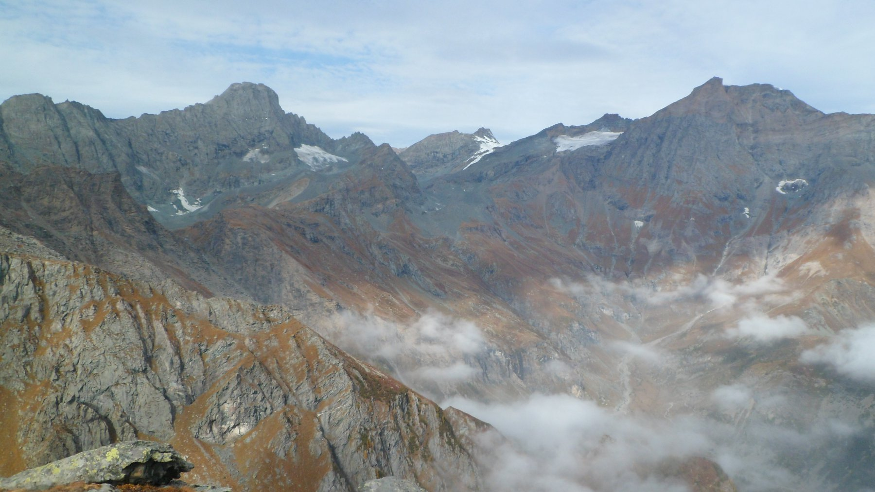 Panorama da Punta delle Serene
