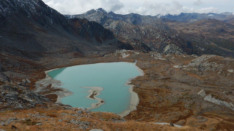 Lago dei Seracs