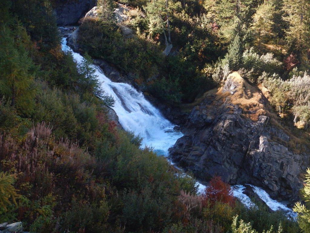 Seconda cascata