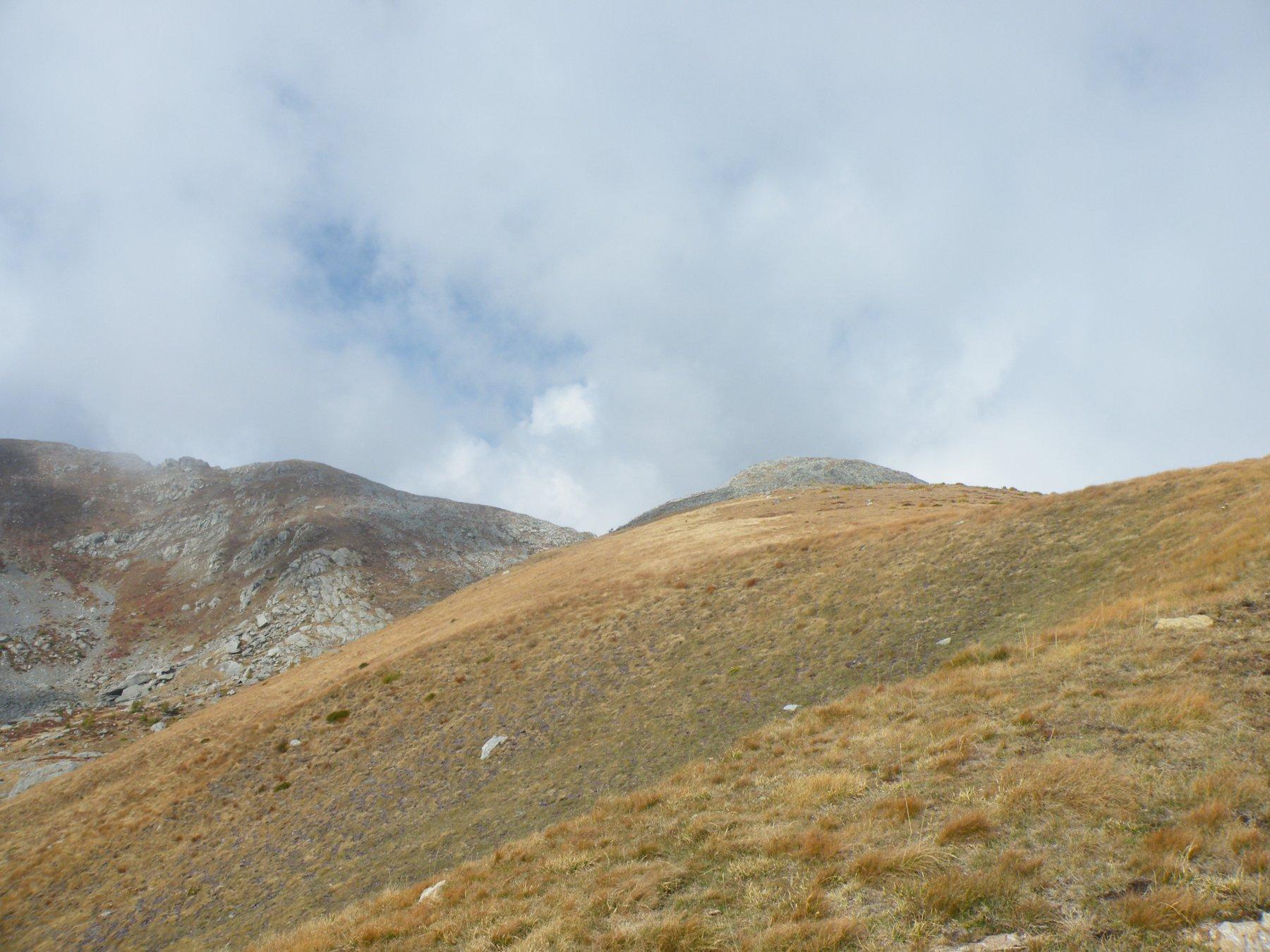 Macruere (Mont) dal Lac des Mesches, anello di cresta dal Pas de Colle Rousse al Pas du Diable 2017-10-01