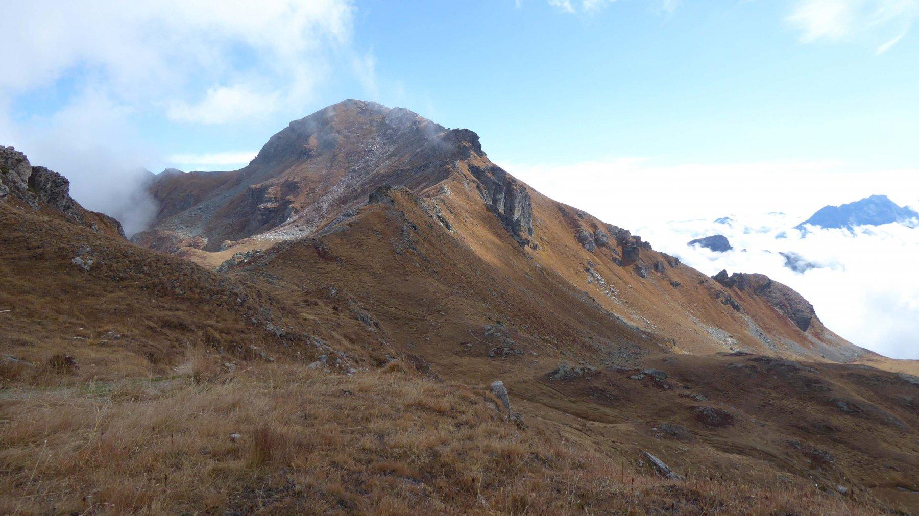 Monte Morion dal Col Du Salvè