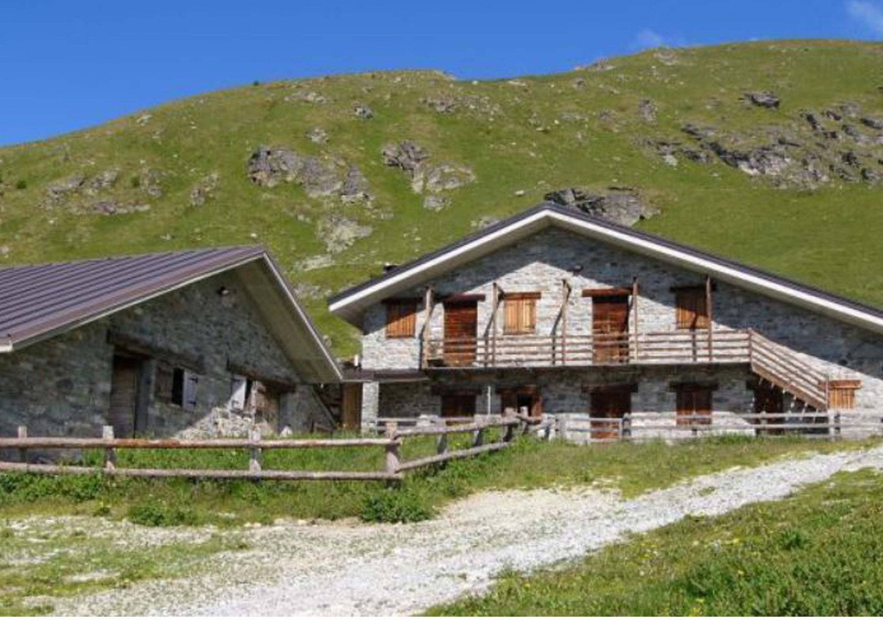 Alpe Tsa Fontaney 2309 m.