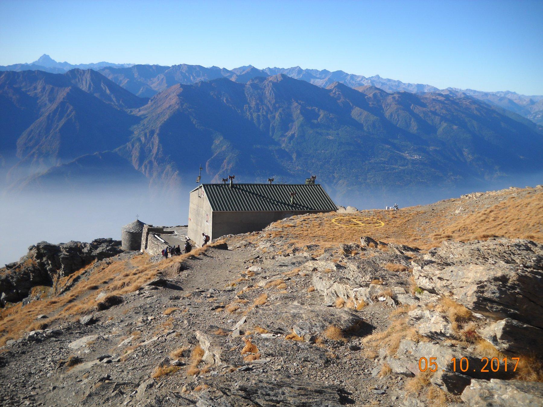 panorama dal Ca d'Asti