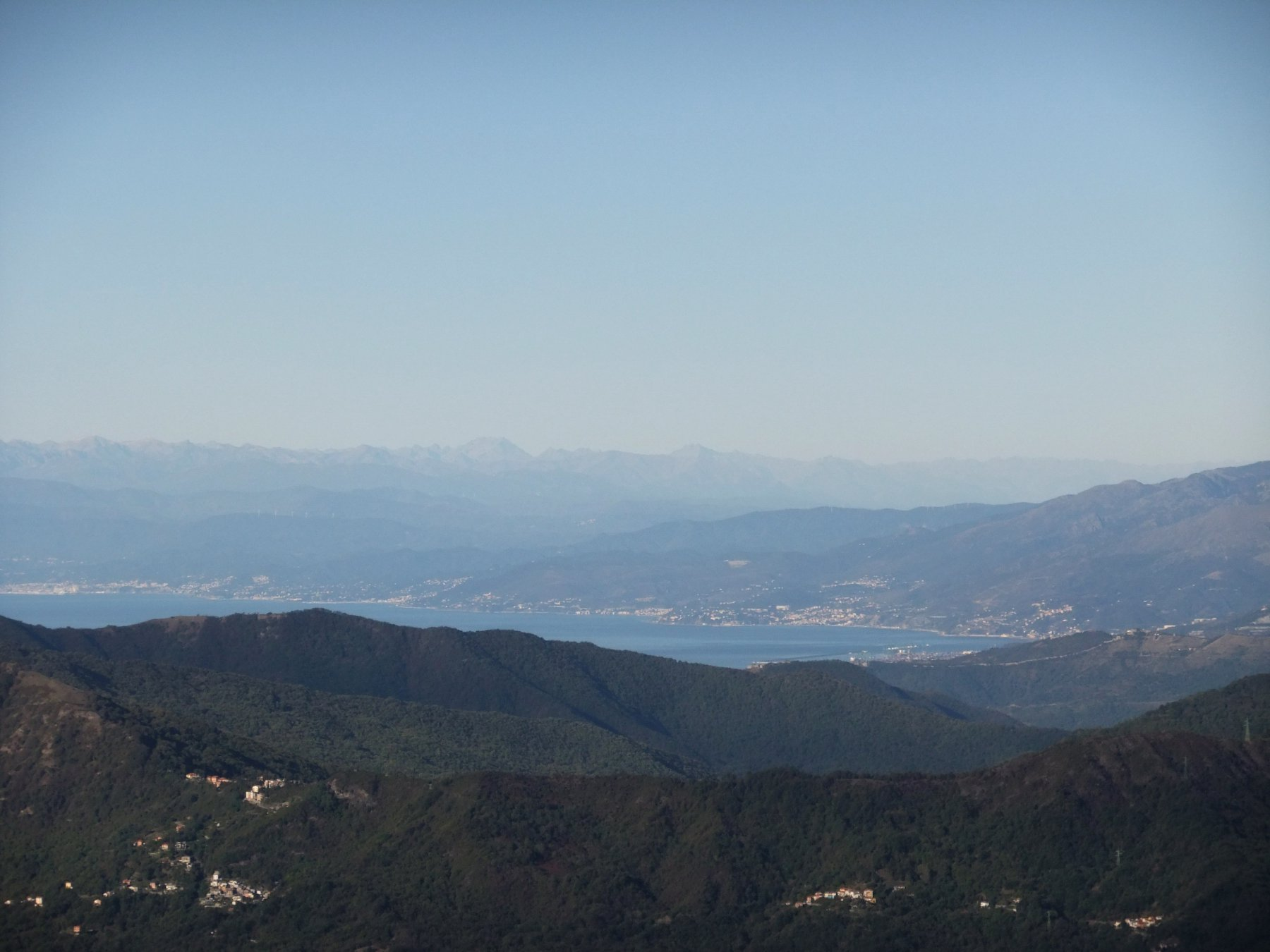 Mar Ligure ed Alpi Marittime