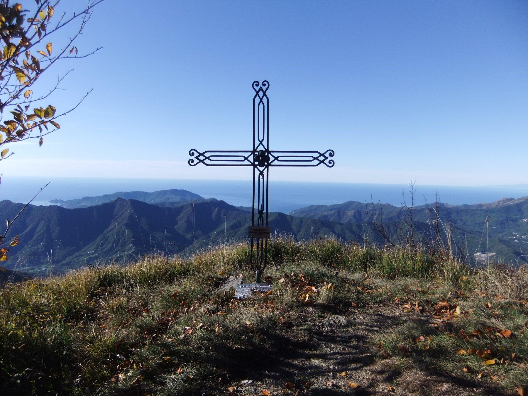 Anticima occidentale ( Monte Coghesino )