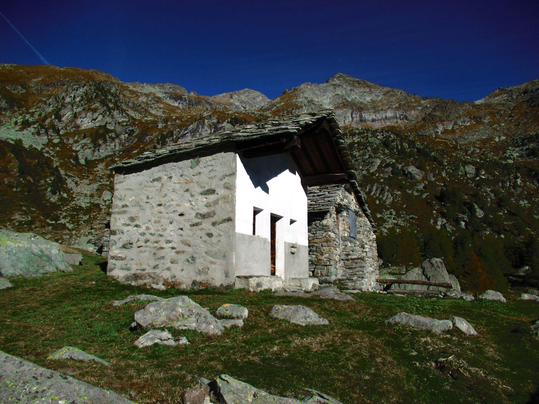 Cappella Madonna della Neve a Munes