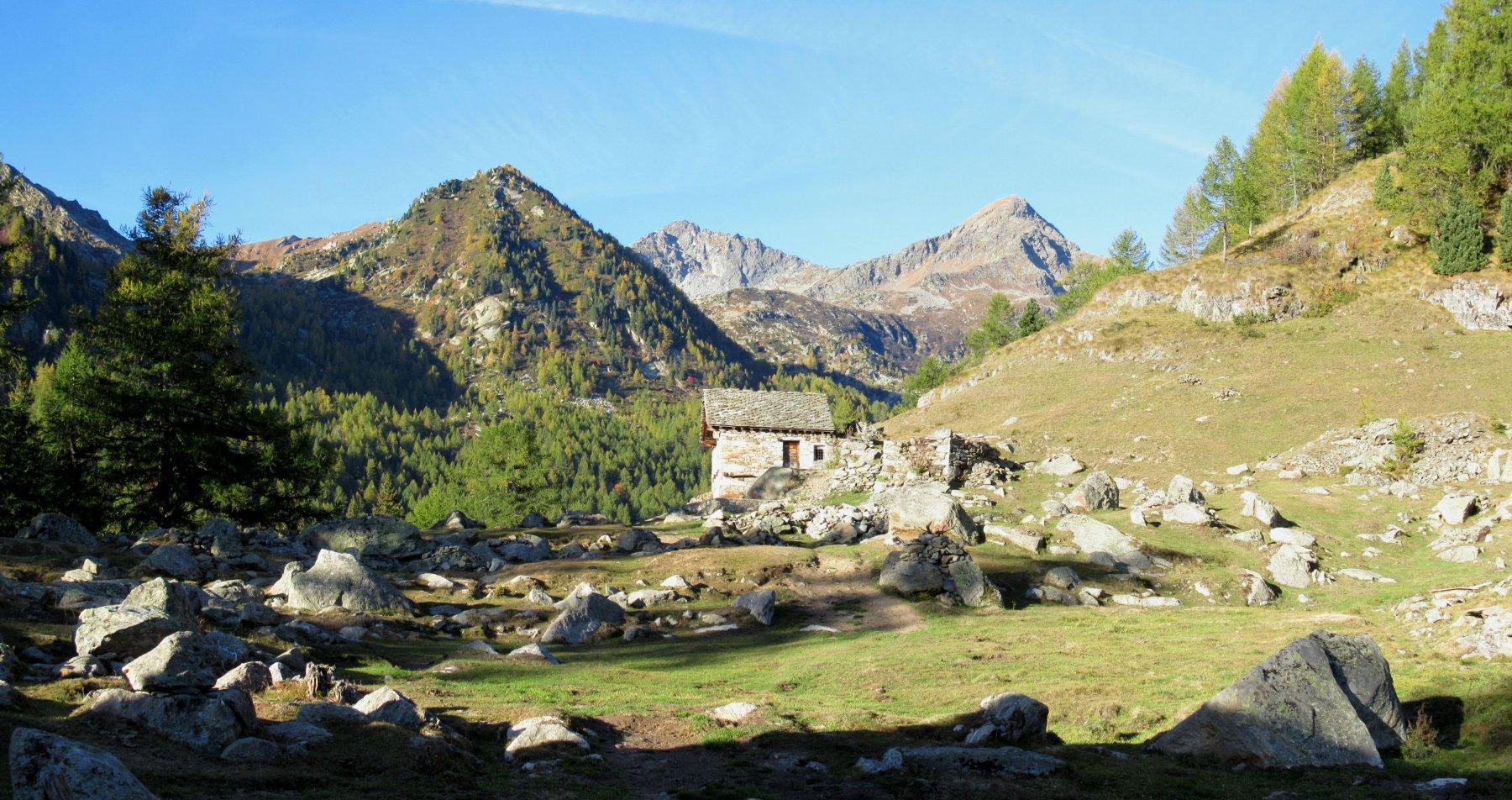 Il bellissimo vallone di San Grato