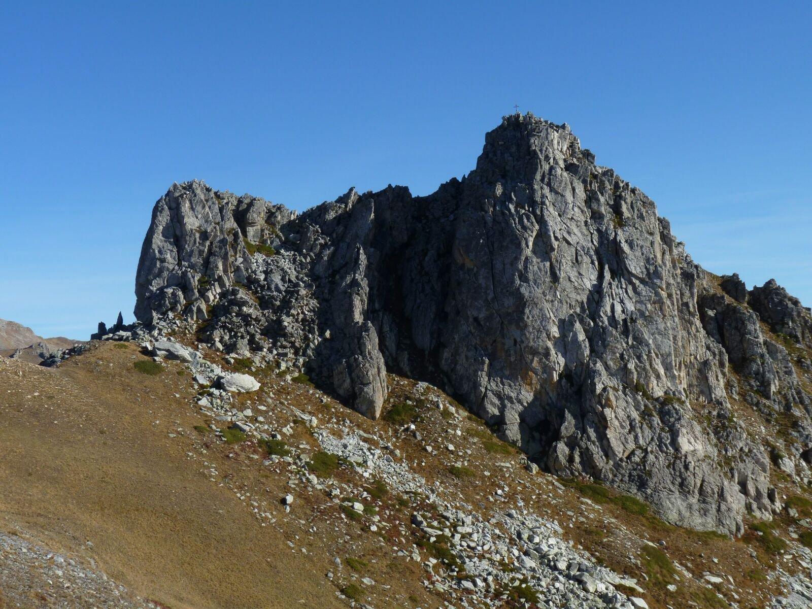 castello sommitale della Parvetto