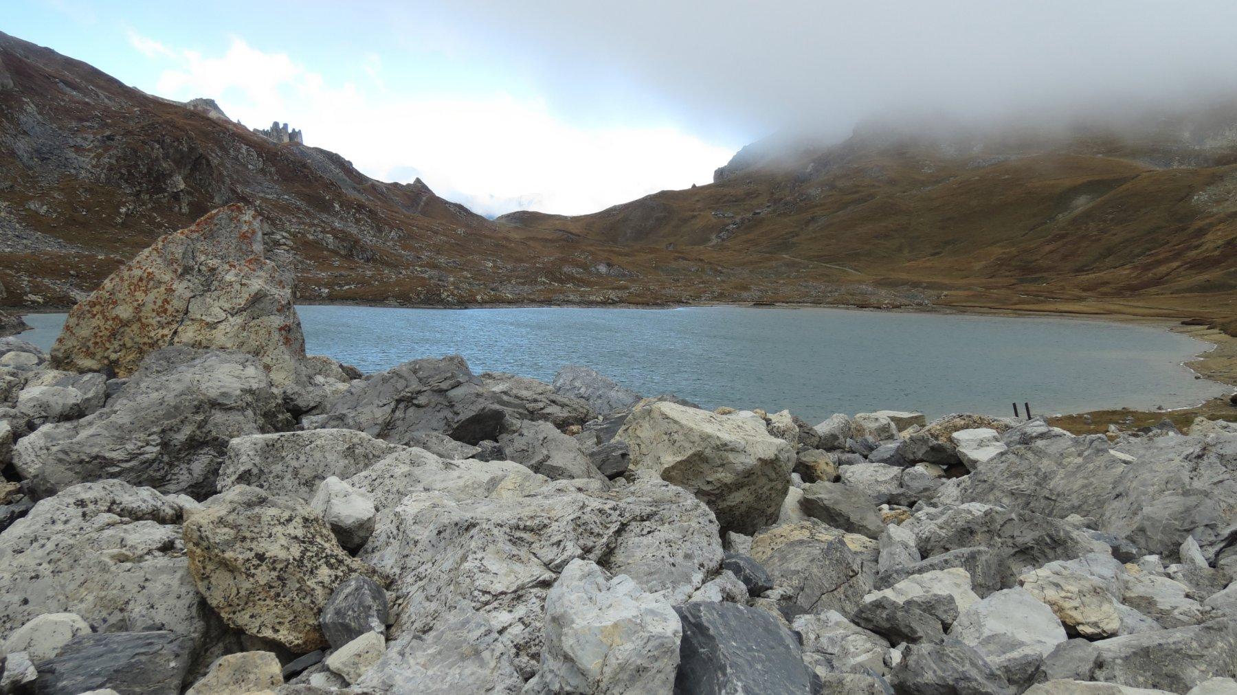 passando dal Lac du Grand Ban