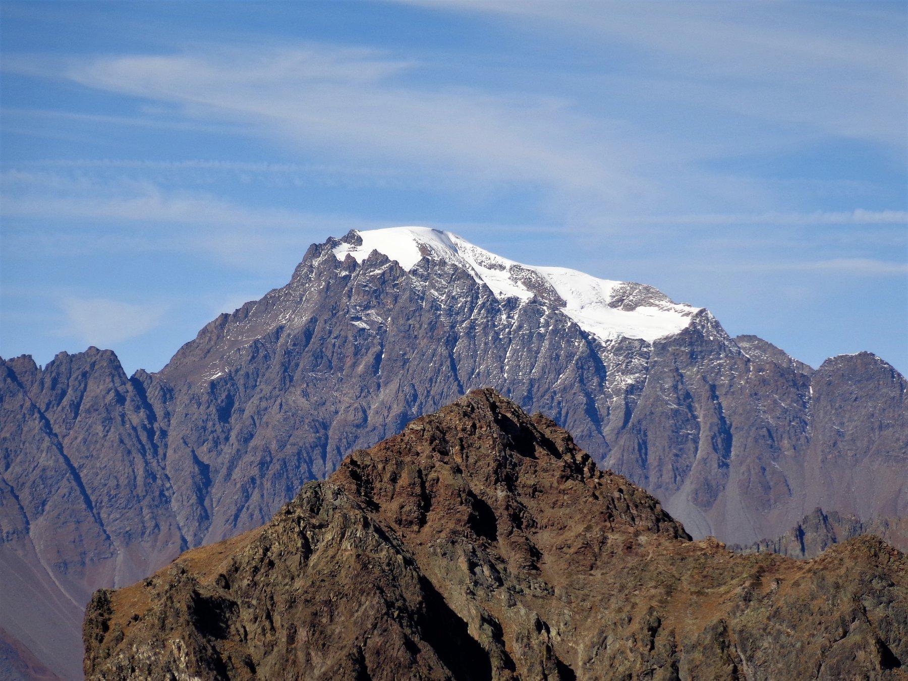 Zoom sul Mont Velan