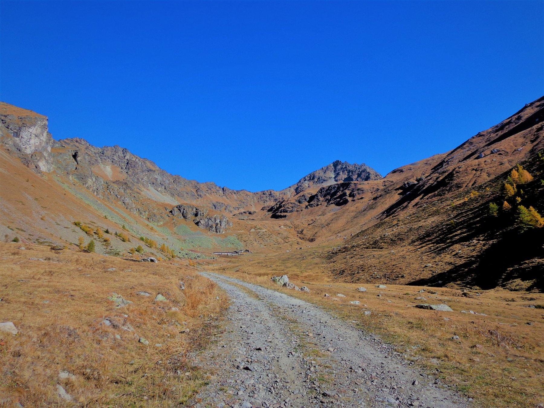 Verso Alpe Seyvaz