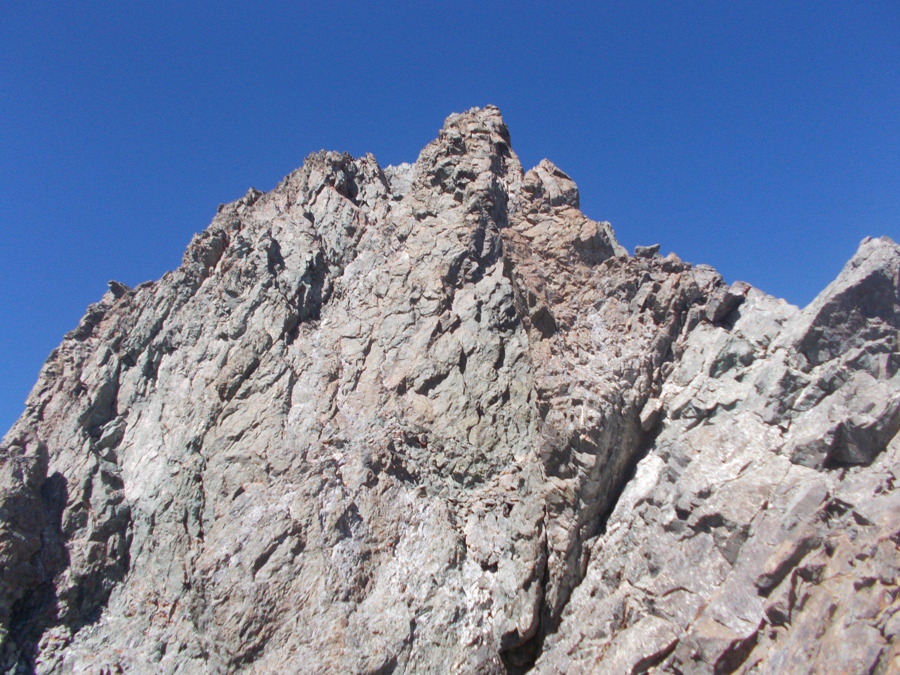 Bessanese (Uja di) Cresta Sud per le punte del Crot, V.Teja, Balme, la Dentina, Rosenkrantz 2017-10-11