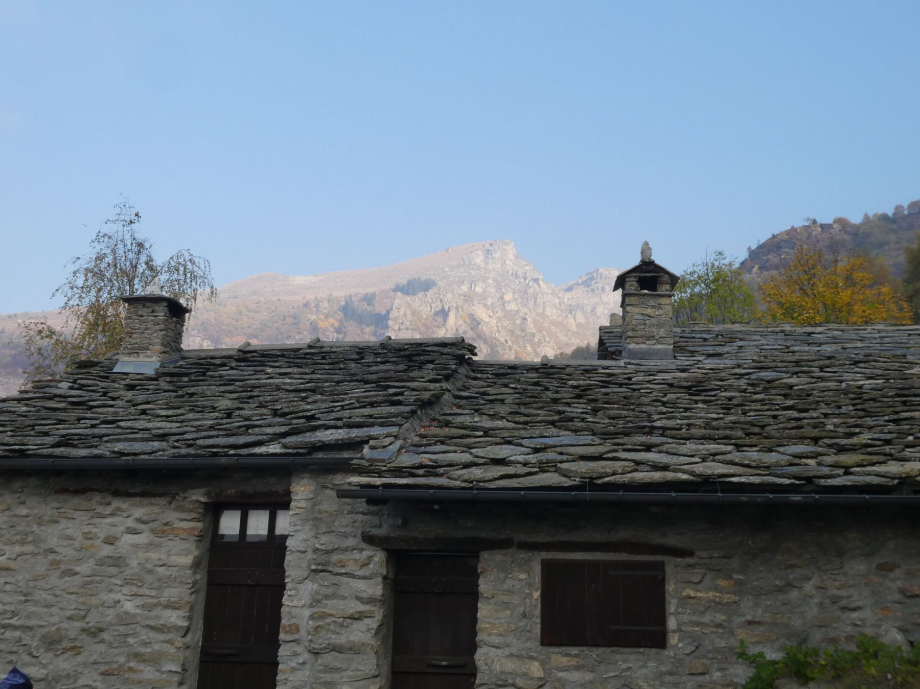 frazione Chiappili (1439 m)