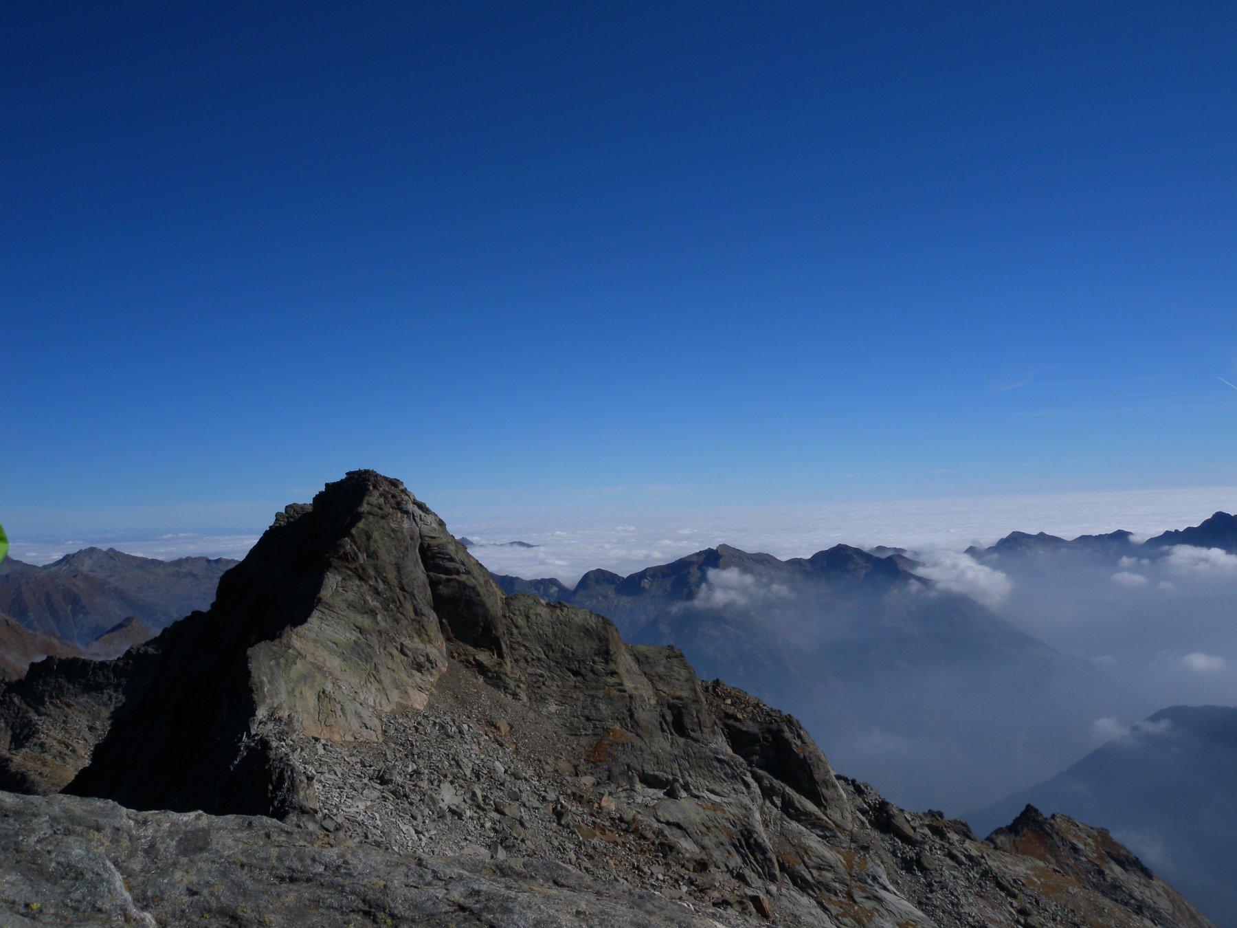 La Dama alpinistica
