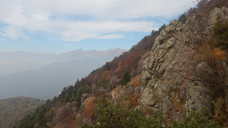Verso il Roccia