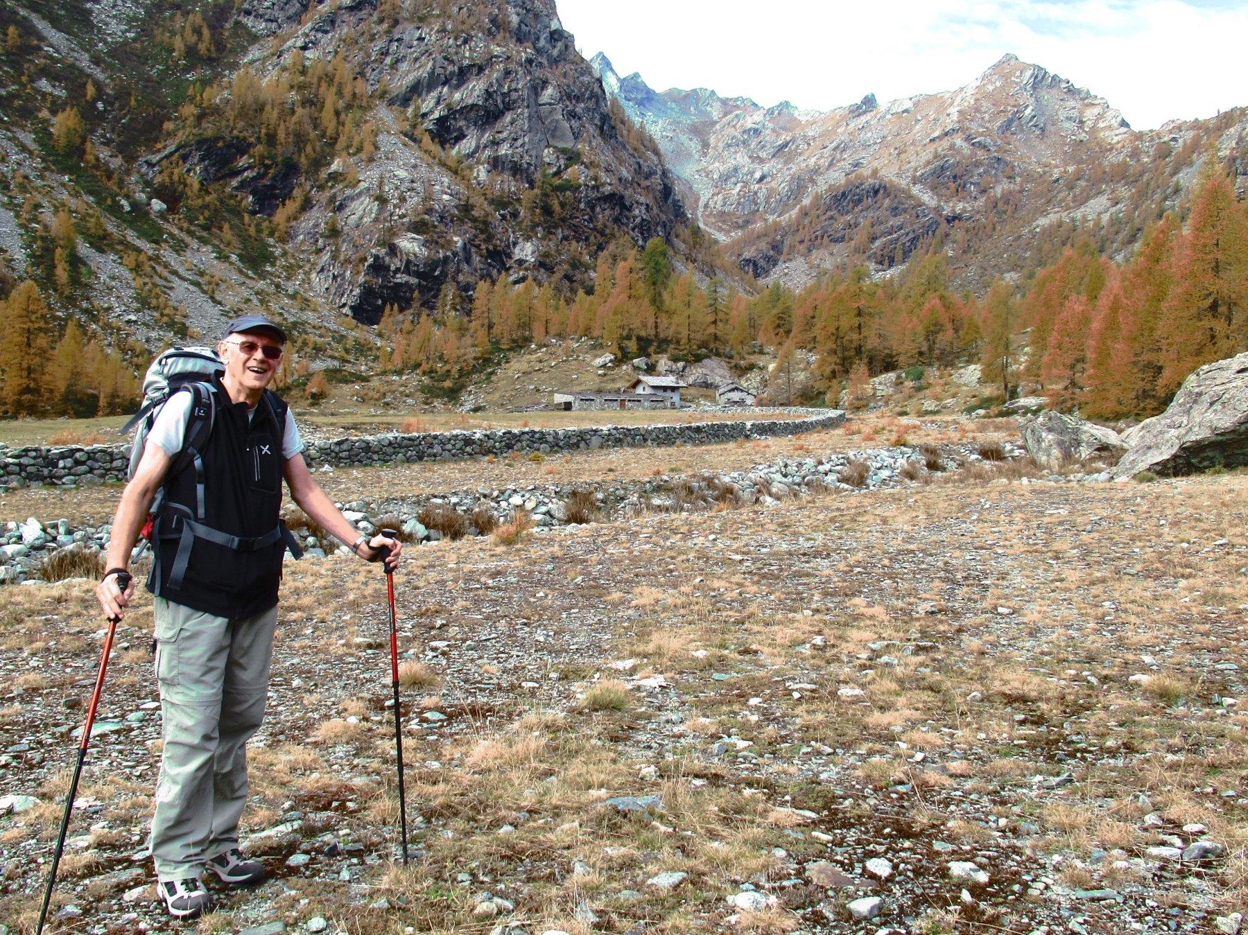 Giorgio all'alpeggio di Vercoche