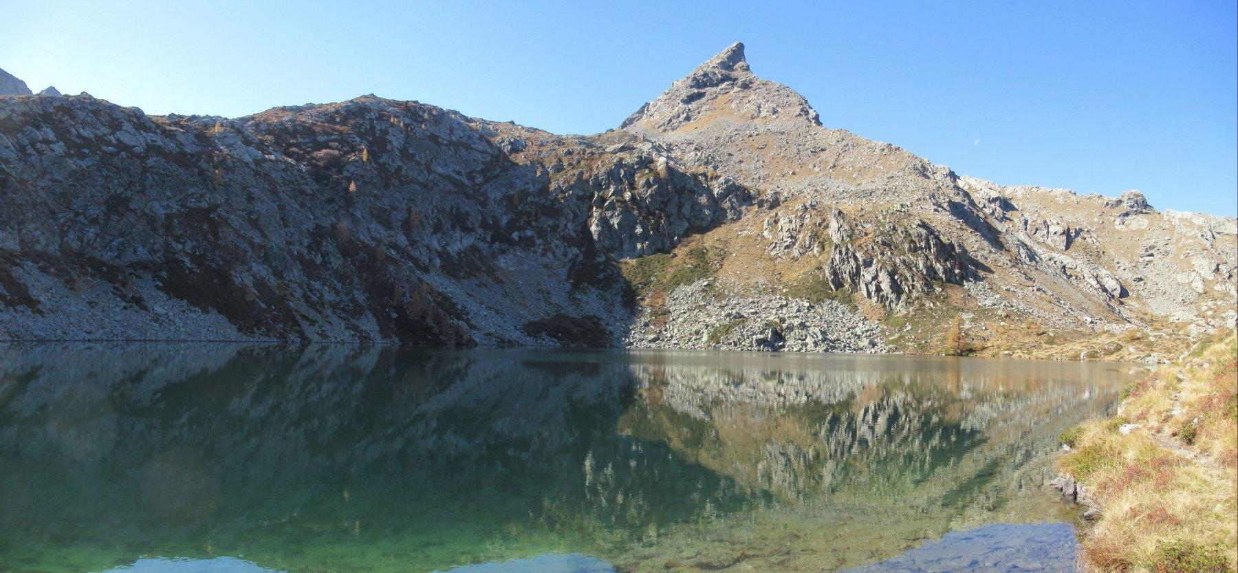 Lago di Vercoche e Bec Mulere