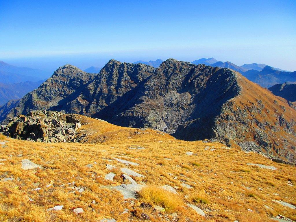 Monte Tovo scendendo dalla Giardonera