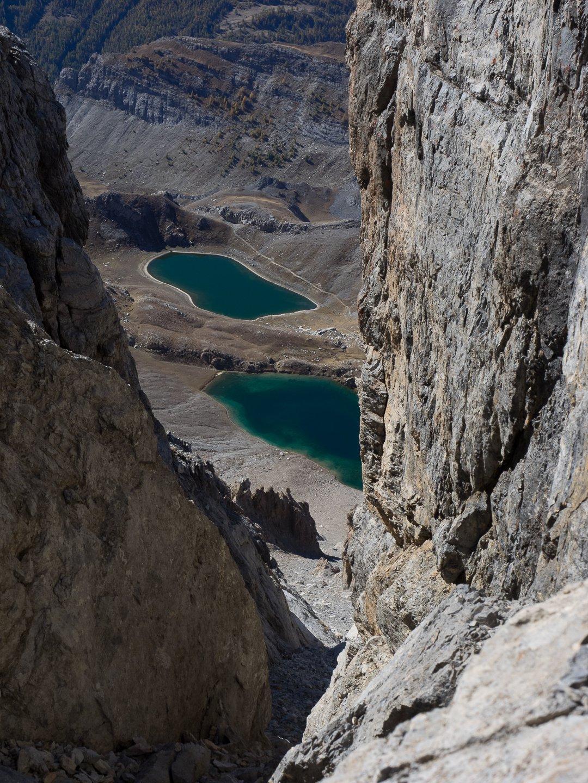 Scaletta (Monte) da Prato Ciorliero, anello sentiero Cavallero e Passo Peroni 2017-10-13