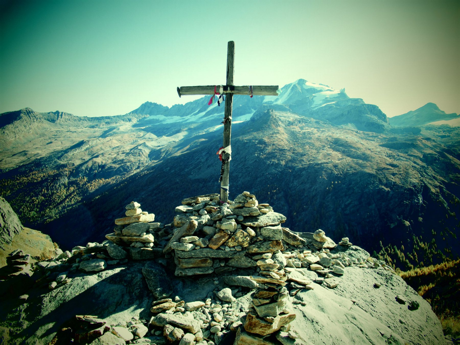 Croce dell'Arolley