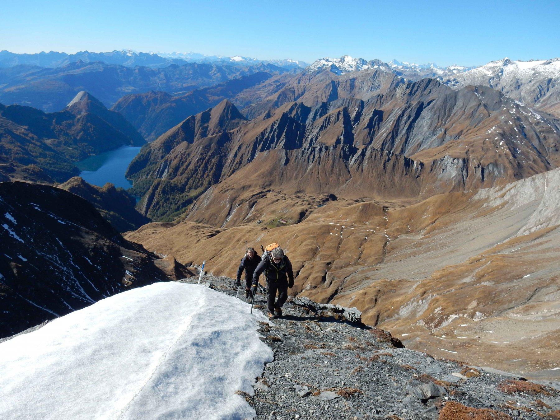 Terri (Piz) da Alpe Garzott 2017-10-14