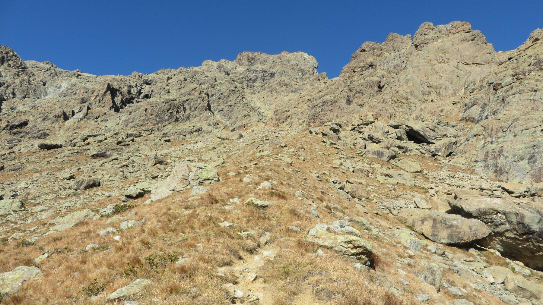 prima della parte alpinistica