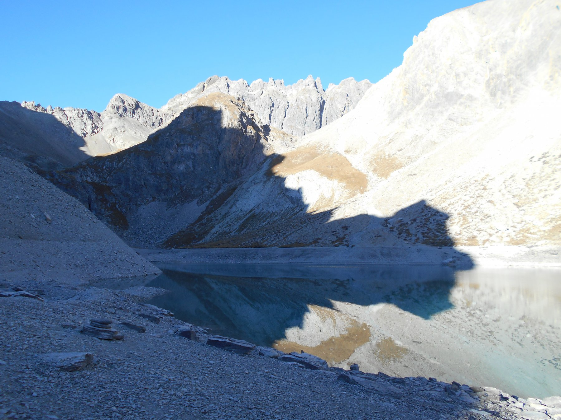lac de beraudes