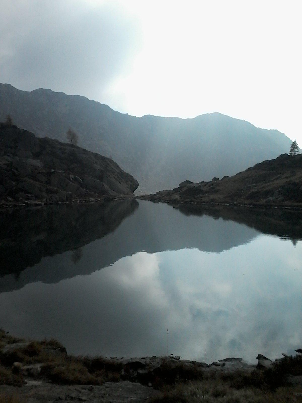 Il Secondo Lago di Canaussa