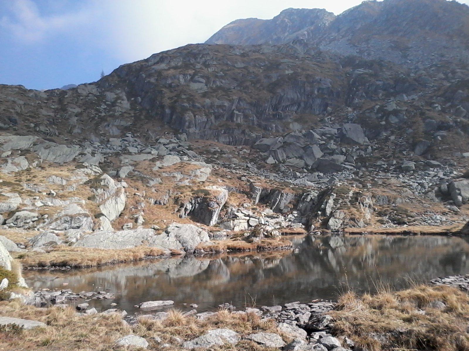 Il Primo Lago di Canaussa