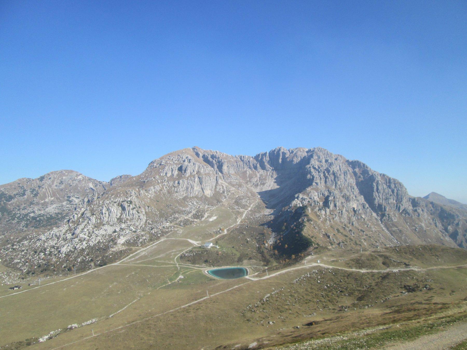 panorama dei Campelli