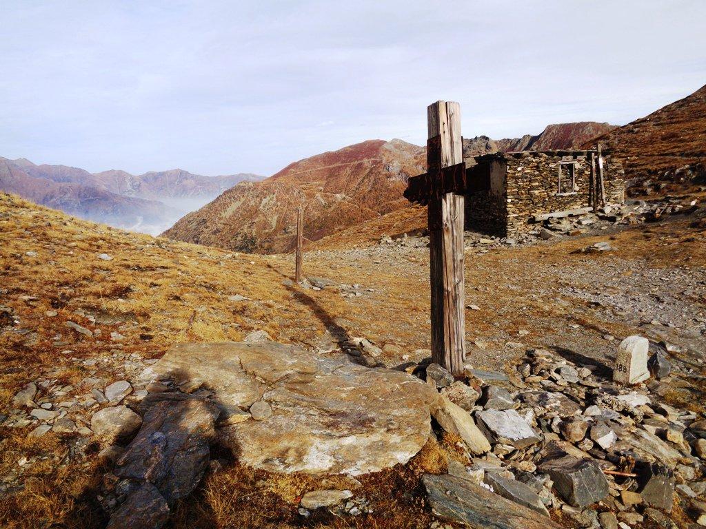 al Colle della Croce