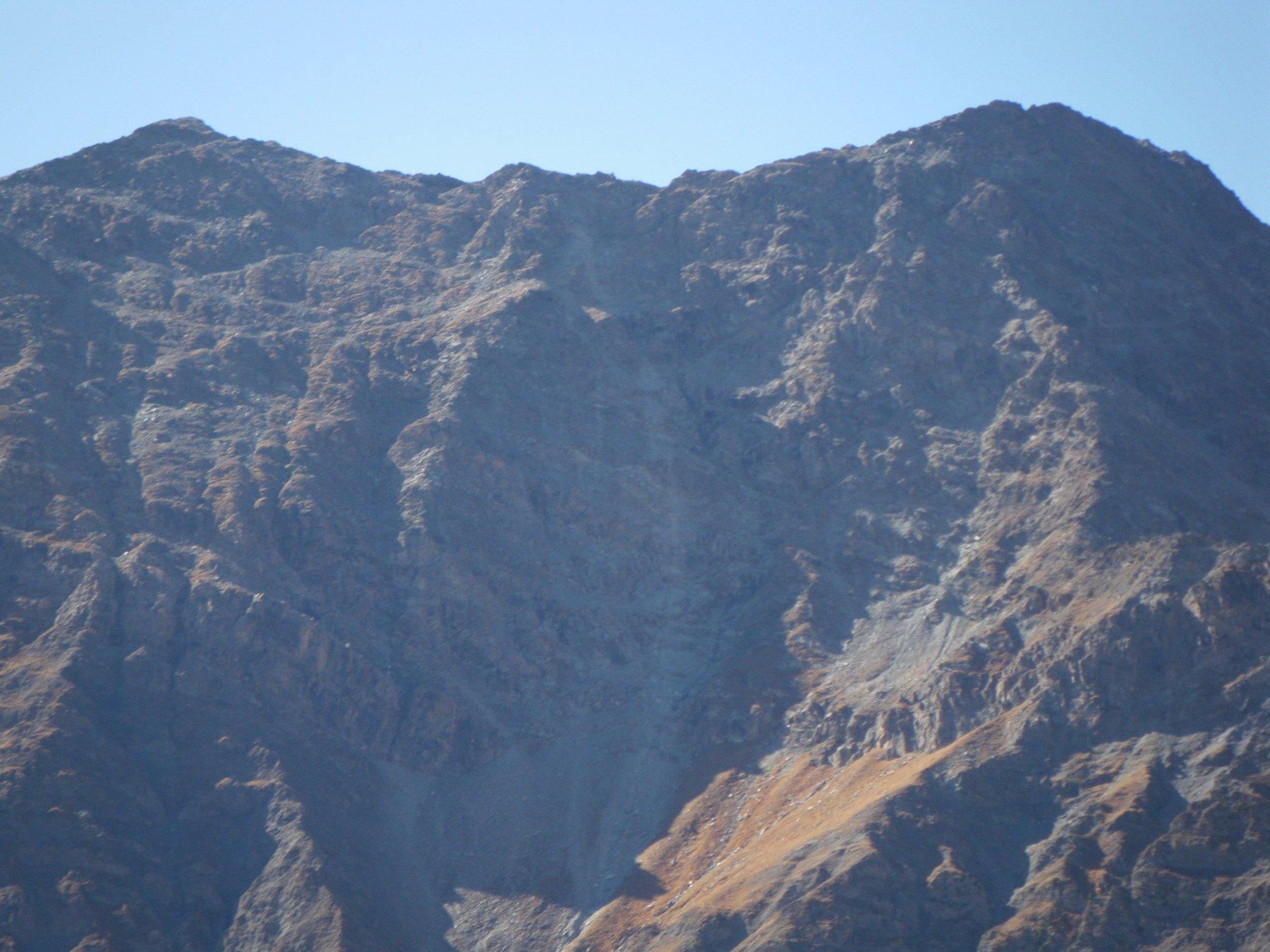 Goulotte al Monte Ferra.. secca :-)