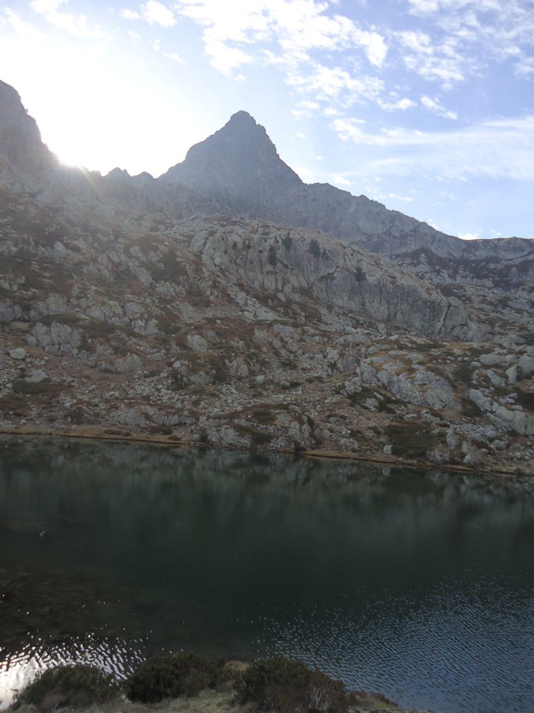 Cima dal primo lago