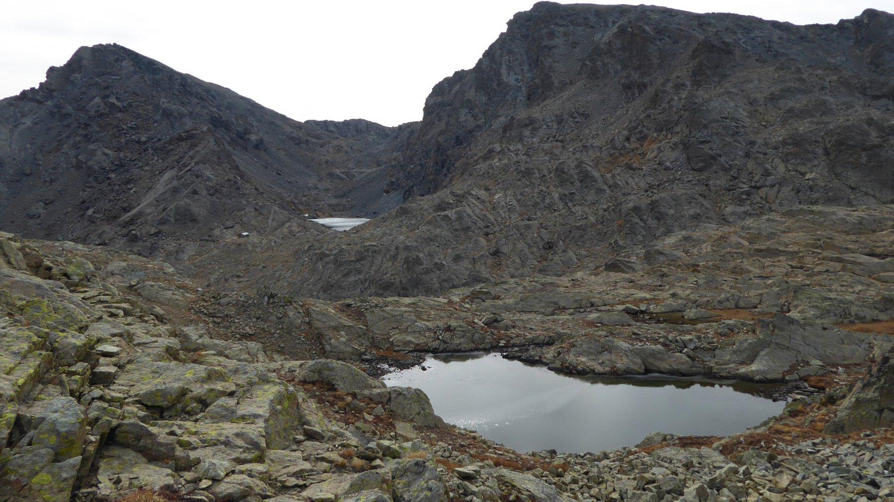 L'Invers del Mont Gelé e Monte Iverta