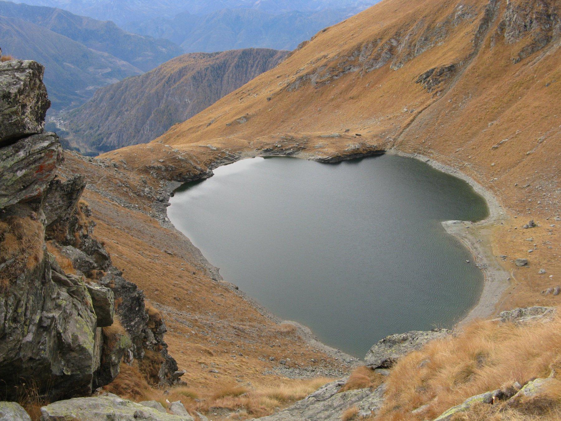 Lago di Bringuez