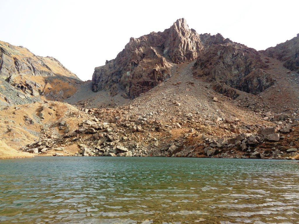 Lago La Manica e Cristalliera